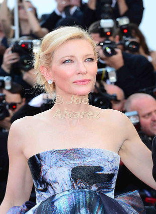 Cate Blanchett 68th Cannes Film Festival © Joe Alvarez