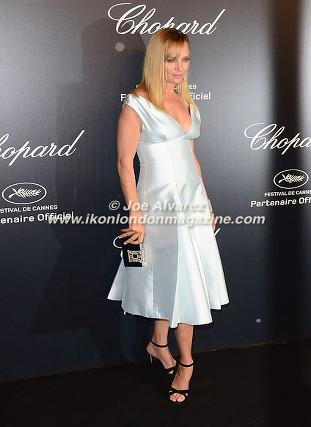 Uma Thurman 68th Cannes Film Festival © Joe Alvarez