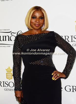 Mary J Blige 68th Cannes Film Festival © Joe Alvarez