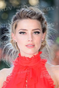 Amber Heard at the Magic Mike XXL European premiere, London © Joe Alvarez