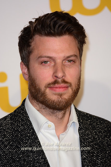 Rick Edwards ITV Gala 2015 © Joe Alvarez
