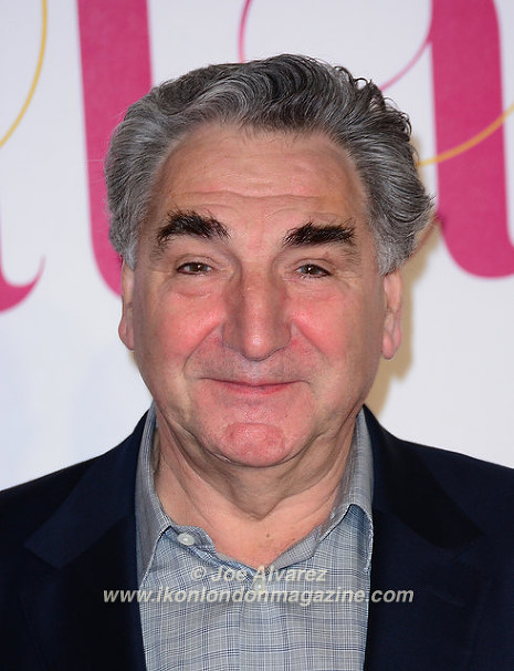 Jim Carter ITV Gala 2015 © Joe Alvarez