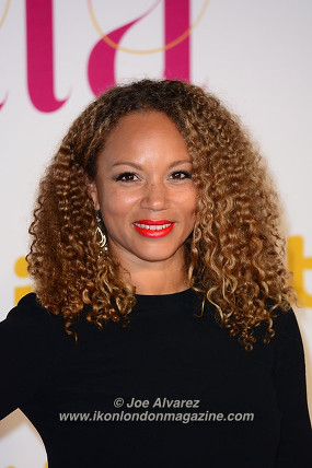 Angela Griffin ITV Gala 2015 © Joe Alvarez
