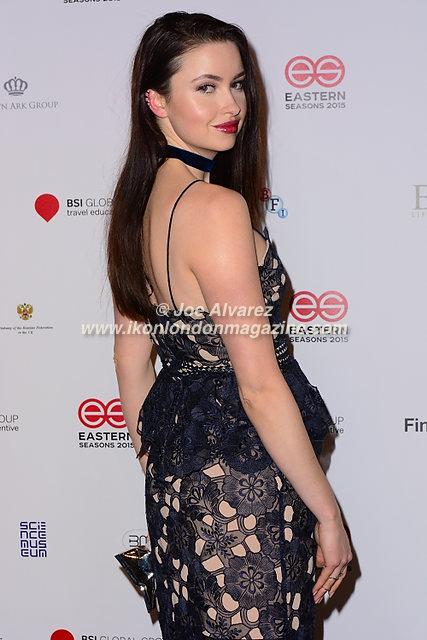 Emma Miler arrive at Eastern Season Gala at Madame Tussauds © Joe Alvarez.jpg