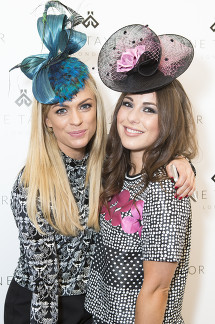 Emily Walsh Jane Taylor Millinery store launch in Chelsea