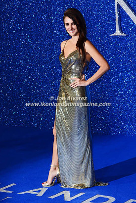 Penelope Cruz at the London premiere of Zoolander 2 © Joe Alvarez