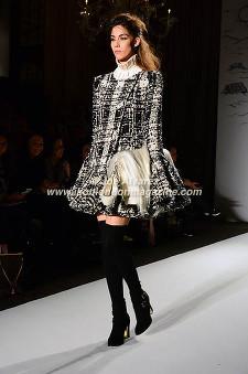 Paul Costelloe AW16 Fashion Show © Joe Alvarez