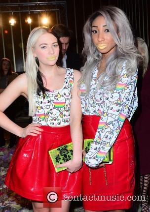 Vin & Omi AW16 London Fashion Week © Joe Alvarez