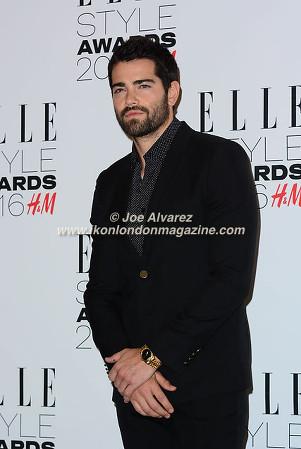 Jesse Metcalfe Elle Style Awards 2016 © Joe Alvarez