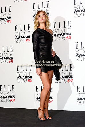 Rosie Huntington-Whiteley Elle Style Awards 2016 © Joe Alvarez