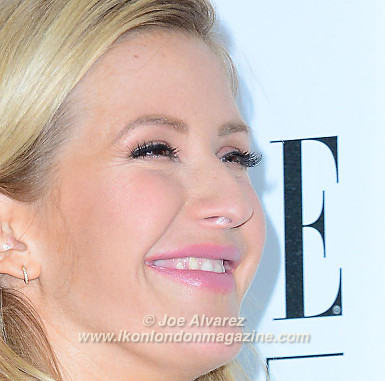 Ellie Goulding Elle Style Awards 2016 © Joe Alvarez