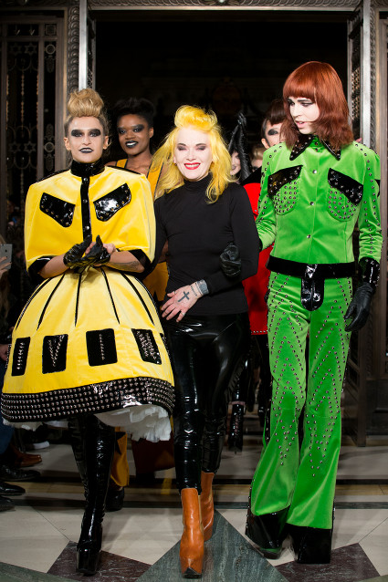 Pan Hogg AW16 London Fashion Week