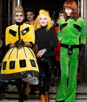 Pan Hogg AW16 London Fashion Week