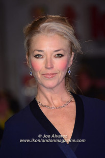 Tamara Beckwith Eddie The Eagel European Premiere © Joe Alvarez