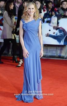 Holly Hunter attends the premiere of Batman v. Superman: Dawn Of Justice at Odeon, Leicester Square. © Joe Alvarez
