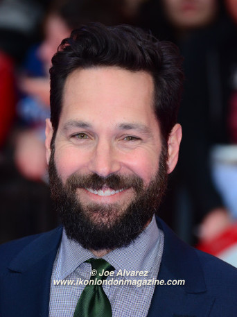 Paul Rudd The Captain America: Civil War London premiere © Joe Alvarez
