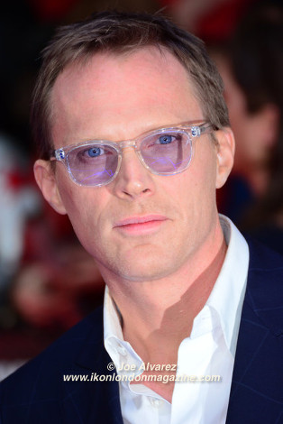 Paul Bettany The Captain America: Civil War London premiere © Joe Alvarez