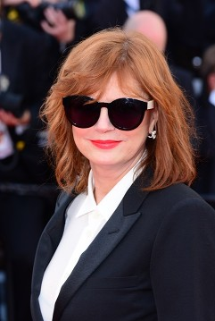 Susan Sarandon Cannes Film Festival 2016 Opening Night Ismail Ghost premiere © Joe Alvarez