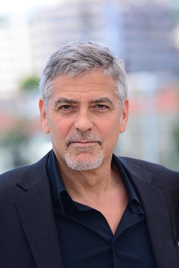 George Clooney The Money Monster Film Presscall Cannes Film Festival © Joe Alvarez