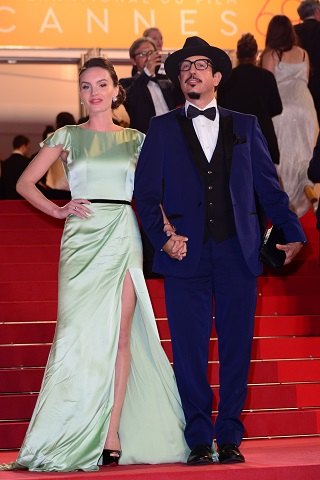 Ava West Cannes Film Festival 2016 The Nice Guys © Joe Alvarez
