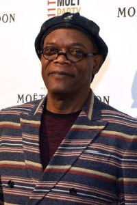 Samuel L Jackson. Photo Credit: David Bennett