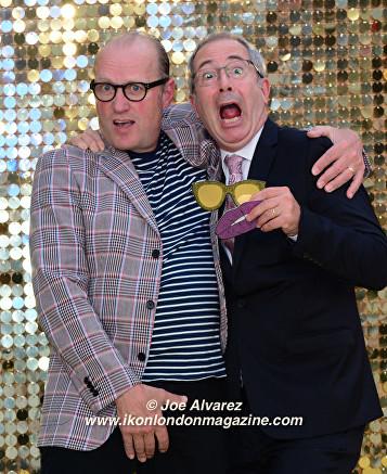 Ade Edmonson, Ben Elton Absolutely Fabulous The Movie London Premiere © Joe Alvarez