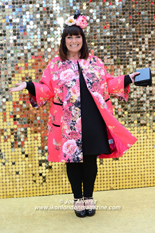 Dawn French Absolutely Fabulous The Movie London Premiere © Joe Alvarez