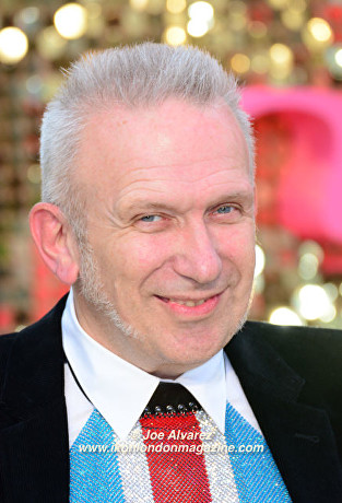 Jean Paul Gaultier Absolutely Fabulous The Movie London Premiere © Joe Alvarez