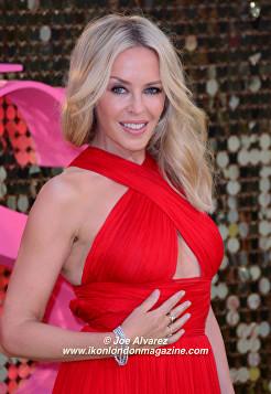Kylie Minogue Absolutely Fabulous The Movie London Premiere © Joe Alvarez