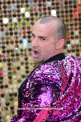 Louie Spence Absolutely Fabulous The Movie London Premiere © Joe Alvarez