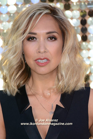 Myleene Klass Absolutely Fabulous The Movie London Premiere © Joe Alvarez