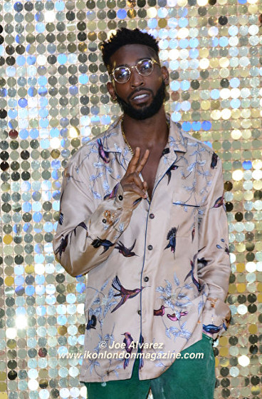 Tinie Tempah Absolutely Fabulous The Movie London Premiere © Joe Alvarez