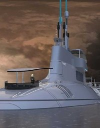 Migaloo submersible superyacht