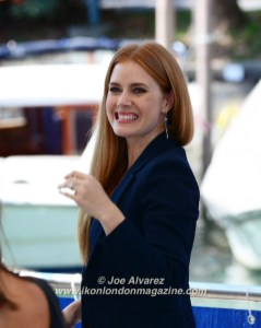 Amy Adams Nocturnal Animals Cast press call Venice Film Festival © Joe Alvarez