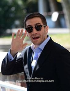 Jake Gyllenhaal Nocturnal Animals Film press call Venice Film Festival © Joe Alvarez