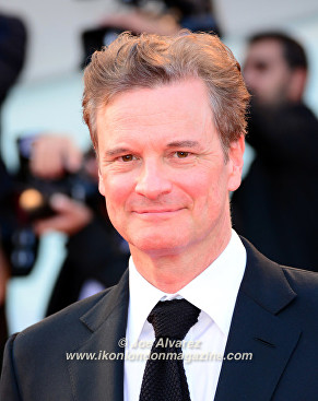 Colin Firth Nocturnal Animals Film premiere Venice Film Festival © Joe Alvarez
