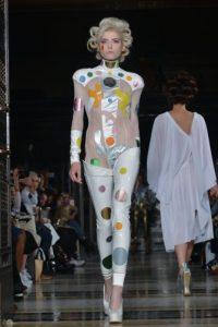London Fashion Week: Pam Hogg SS17.