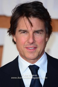 Tom Cruise Jack Reacher 2 premiere © Joe Alvarez
