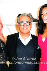 Mary Charteris, Winnie Harlow Giuseppe Zanotti Store Launch © Joe Alvarez