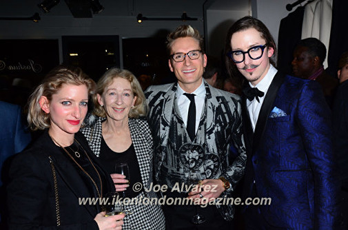 Joshua Kane flagship store launch © Joe Alvarez