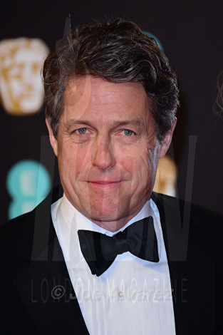 Hugh Grant at Royal BAFTA 2017 © Joe Alvarez