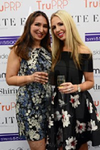 Dr Shirin Lakhani, Naomi Isted Elite Aesthetics Clinic Launch © Joe Alvarez
