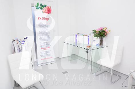 Dr Shirin Lakhani Elite Aesthetics Clinic Launch © Joe Alvarez