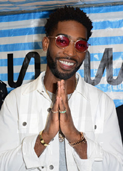 Tinie Tempah pop up store launch in Shoreditch © Joe Alvarez