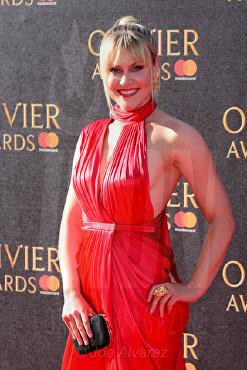 Camilla Kerslake Laurence Olivier Awards 2017 © Joe Alvarez 983