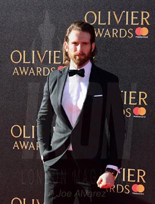 Craig McGinley Laurence Olivier Awards 2017 © Joe Alvarez 983
