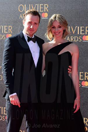 Elize du Toit Laurence Olivier Awards 2017 © Joe Alvarez 983