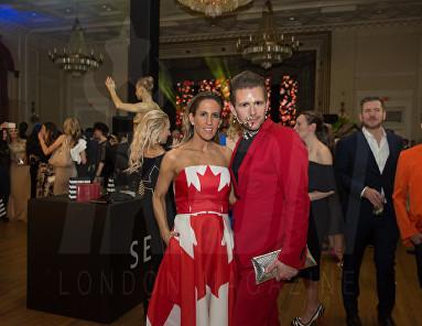 Jon De Porter Canadian Arts & Fashion Awards 2017