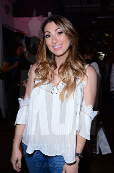 Luisa Zissman Lash Unlimited party © Joe Alvarez