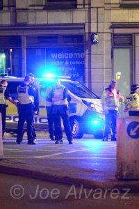 London Terror Attack London Bridge © Joe Alvarez